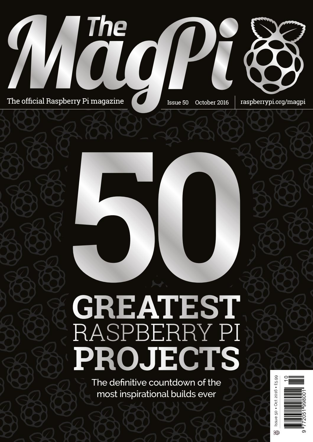 The magpi issue 50 en by csaba bajusz - issuu