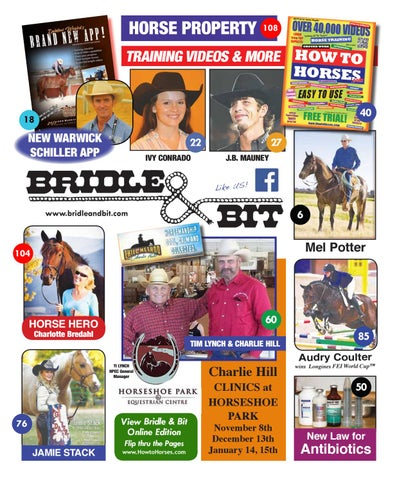 16bb1b01 Bridle & Bit Horse Magazine November 2016 by Bridle & Bit - issuu