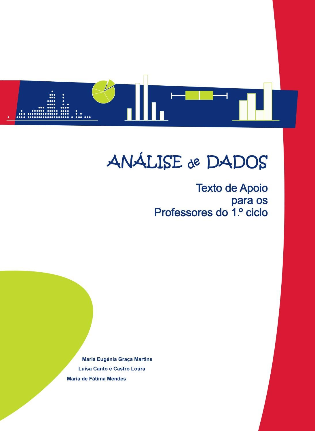 Analise dados brochura by celia mestre issuu fandeluxe Image collections