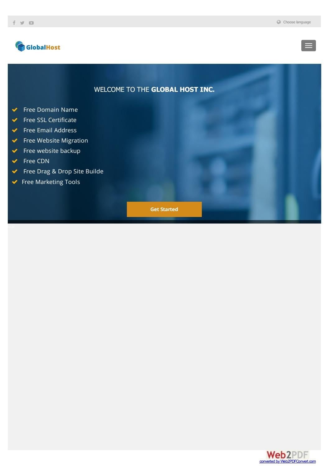 Ssd hosting starting at just 099month free domain name ssl ssd hosting starting at just 099month free domain name ssl certificate email address websit by sam web hosting issuu xflitez Images