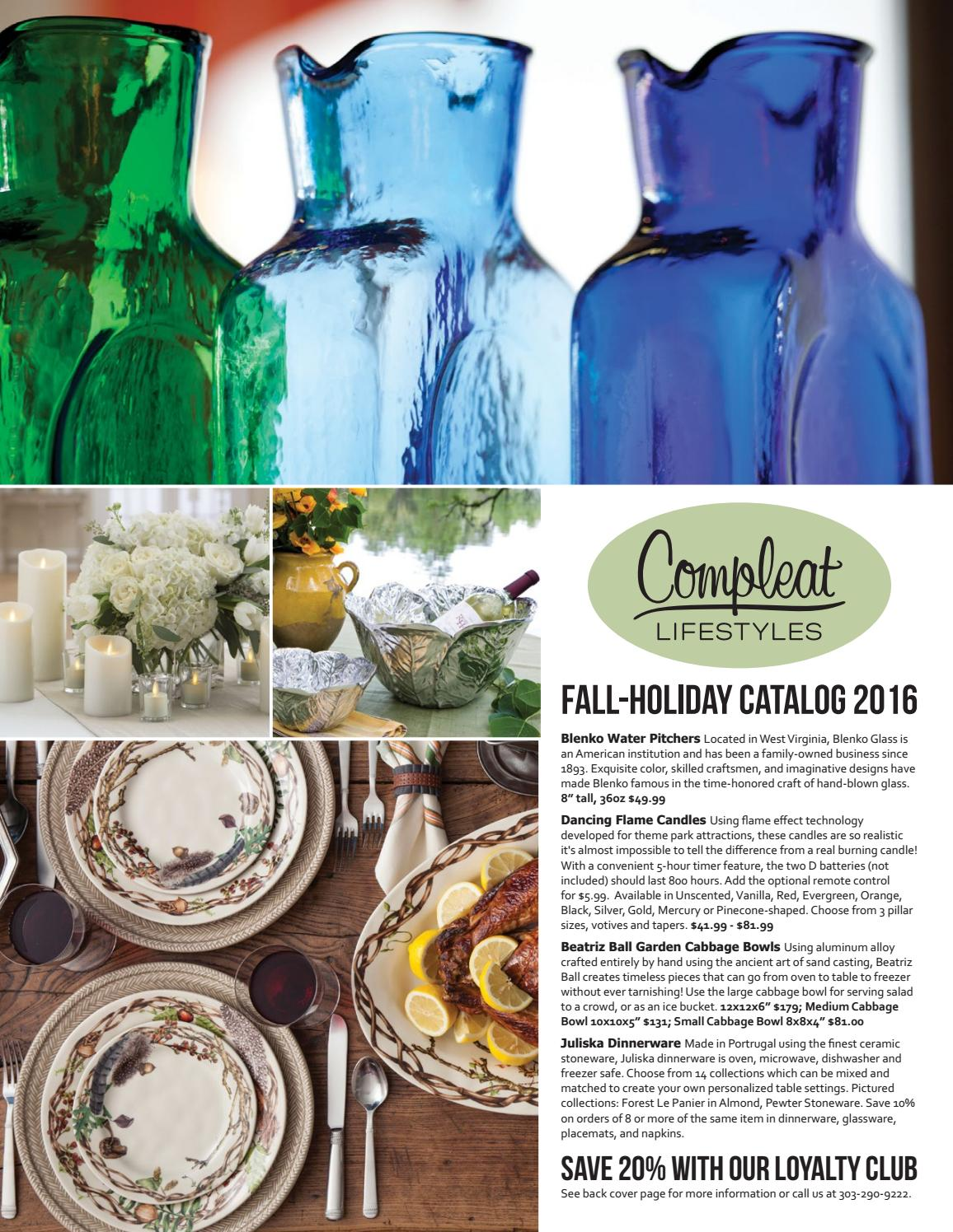 sc 1 st  Issuu & Compleat Lifestyles Catalog by Compleat Lifestyles - issuu