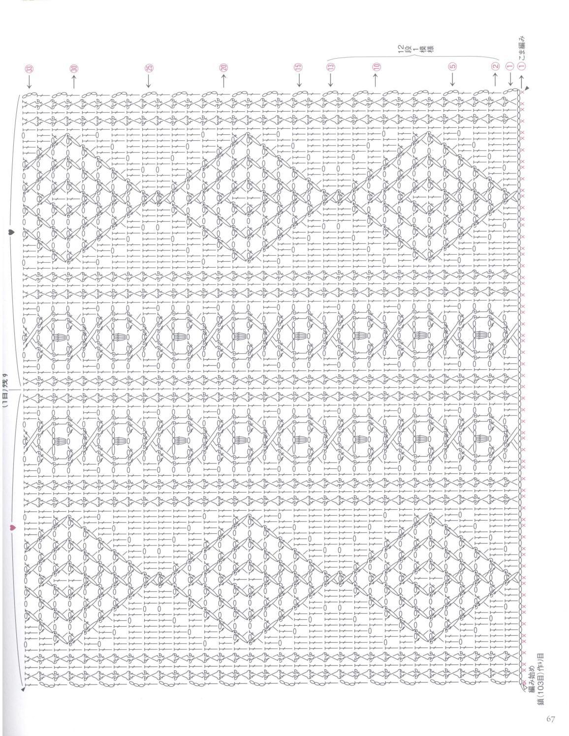 Asahi original crochet best selection 2012 page 67