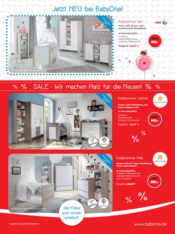 Baby One Kinderzimmer | Babyone November Prospekt 2016 Fur Deutschland By Babyone Von
