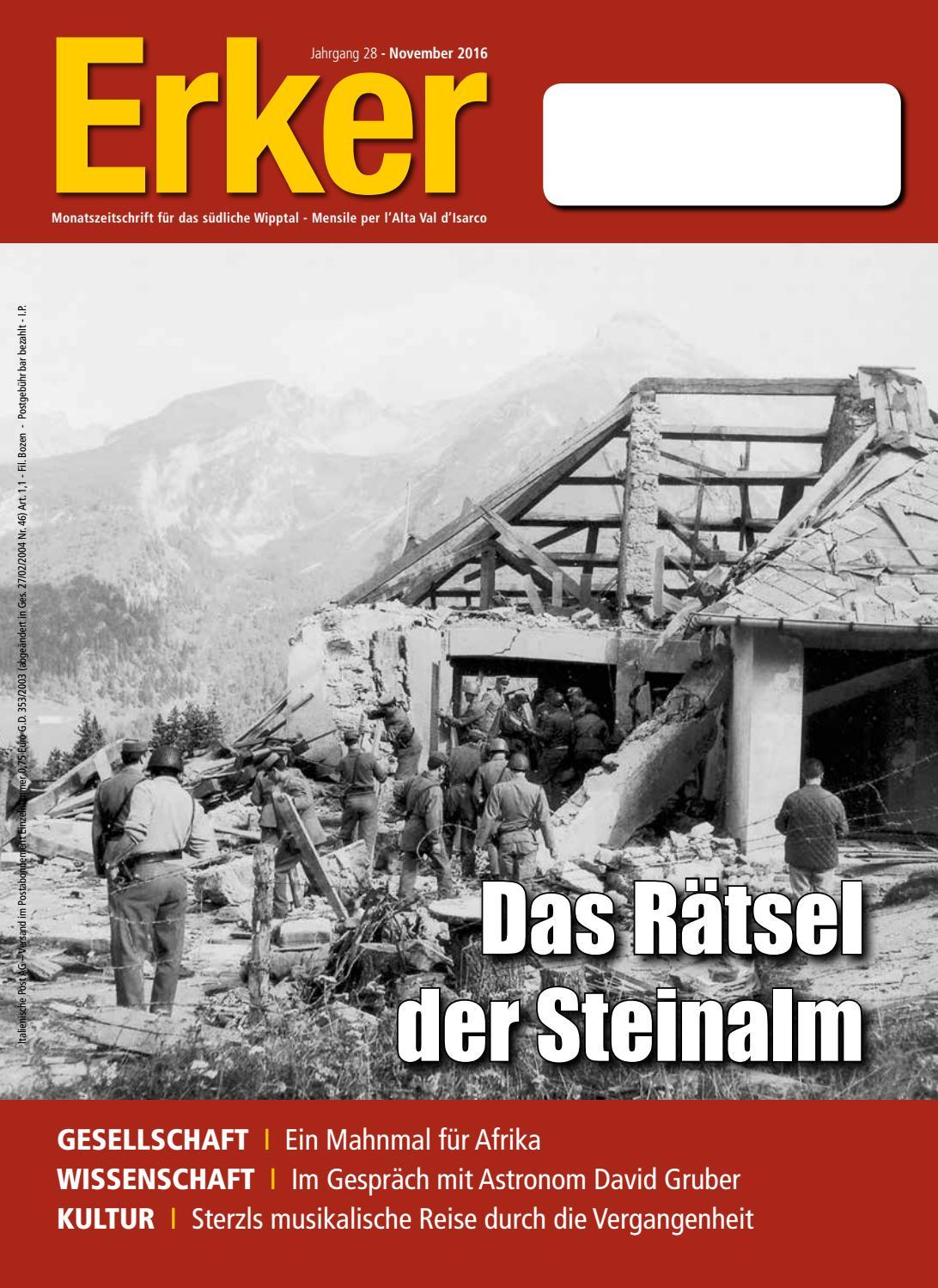 Erker 11 2016 by Der Erker - issuu