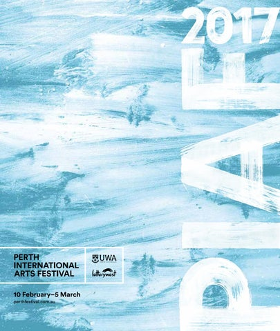 Page 1  sc 1 st  Issuu & 2017 Perth International Arts Festival by Perth Festival - issuu