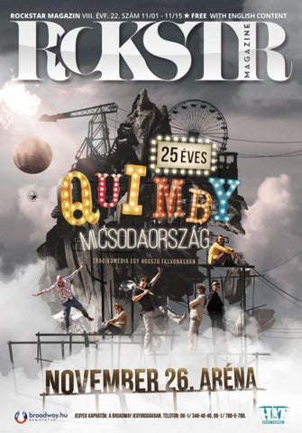 2da42ca290 Rockstar Magazine by Rockstar Magazin / Budapest - issuu
