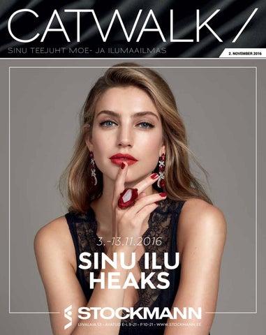 618d32de682 CATWALK (november 2016) by AS Ekspress Meedia - issuu