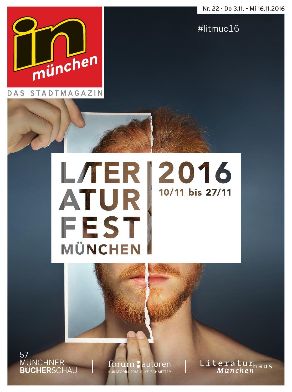 in münchen Ausgabe 22/2016 by InMagazin Verlags GmbH - issuu