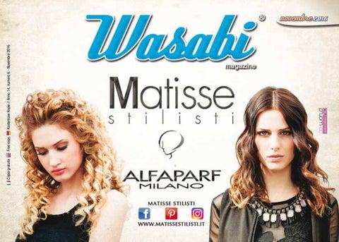 Wasabi novembre 2016 by massimiliano rossi issuu
