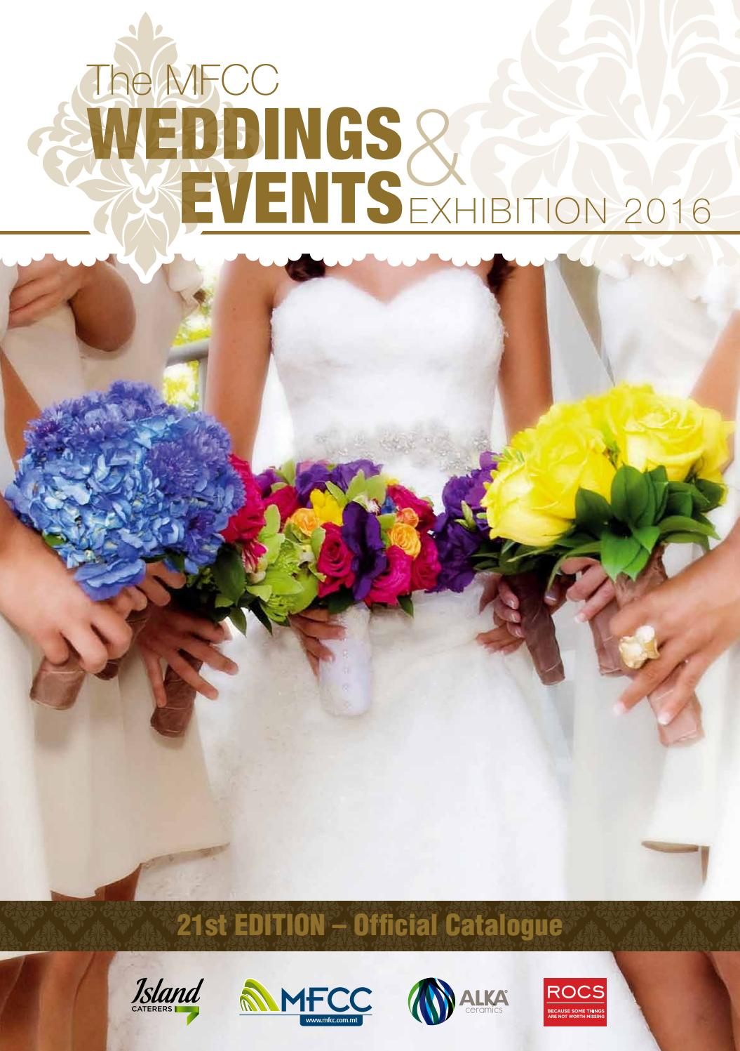 Interni Attaguile Grammichele Ct weddings & events exhibition 2016 official catalogue by