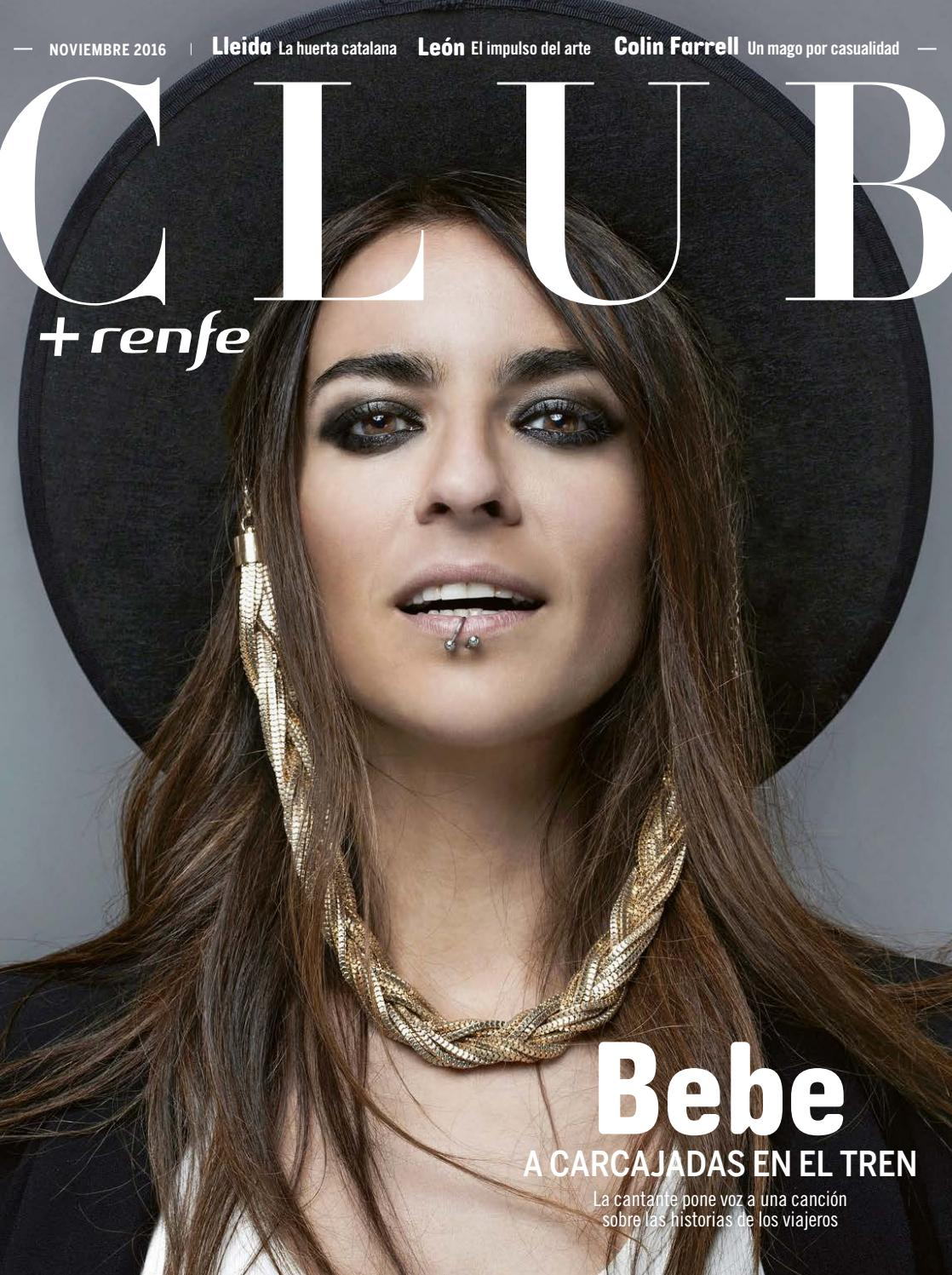 Club Renfe N 4 By Prisa Revistas Issuu # Hepburn Muebles