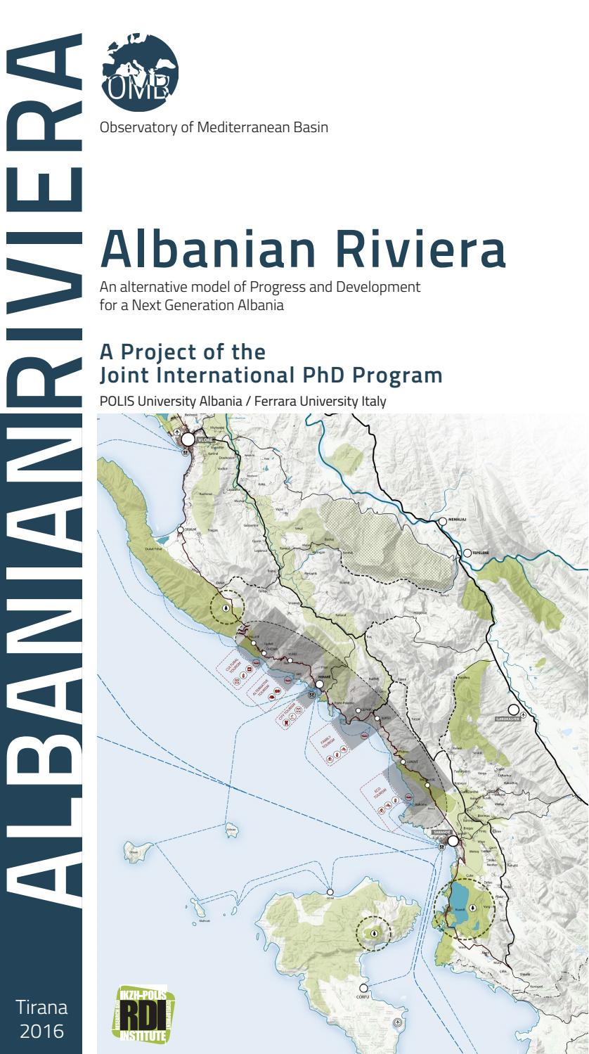 Observatory of Mediterranean Basin  Albanian Riviera by enrico