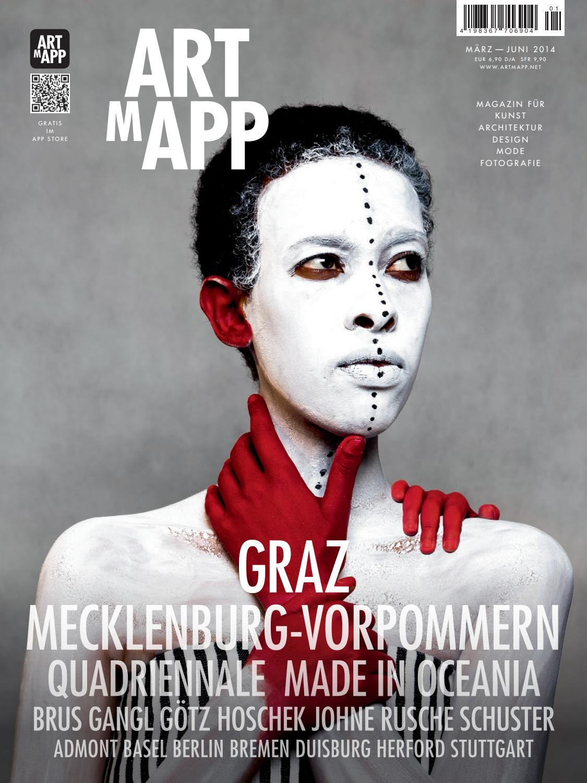 ARTMAPP #05, Frühjahr 2014 by ARTMAPP GmbH - issuu