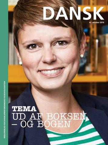 661f9e2ae49f MEDLEMSBLAD FOR DANSKLÆRERFORENINGENS DANSK   magasinet FOLKESKOLESEKTION  for danskærere i folkeskolen  4 september 2011