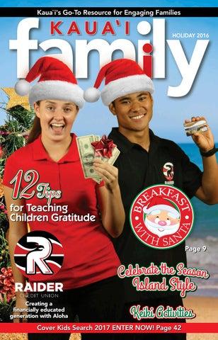 Kfm fall 2015 by kauai family magazine issuu kauai family magazine holiday 2016 altavistaventures Choice Image