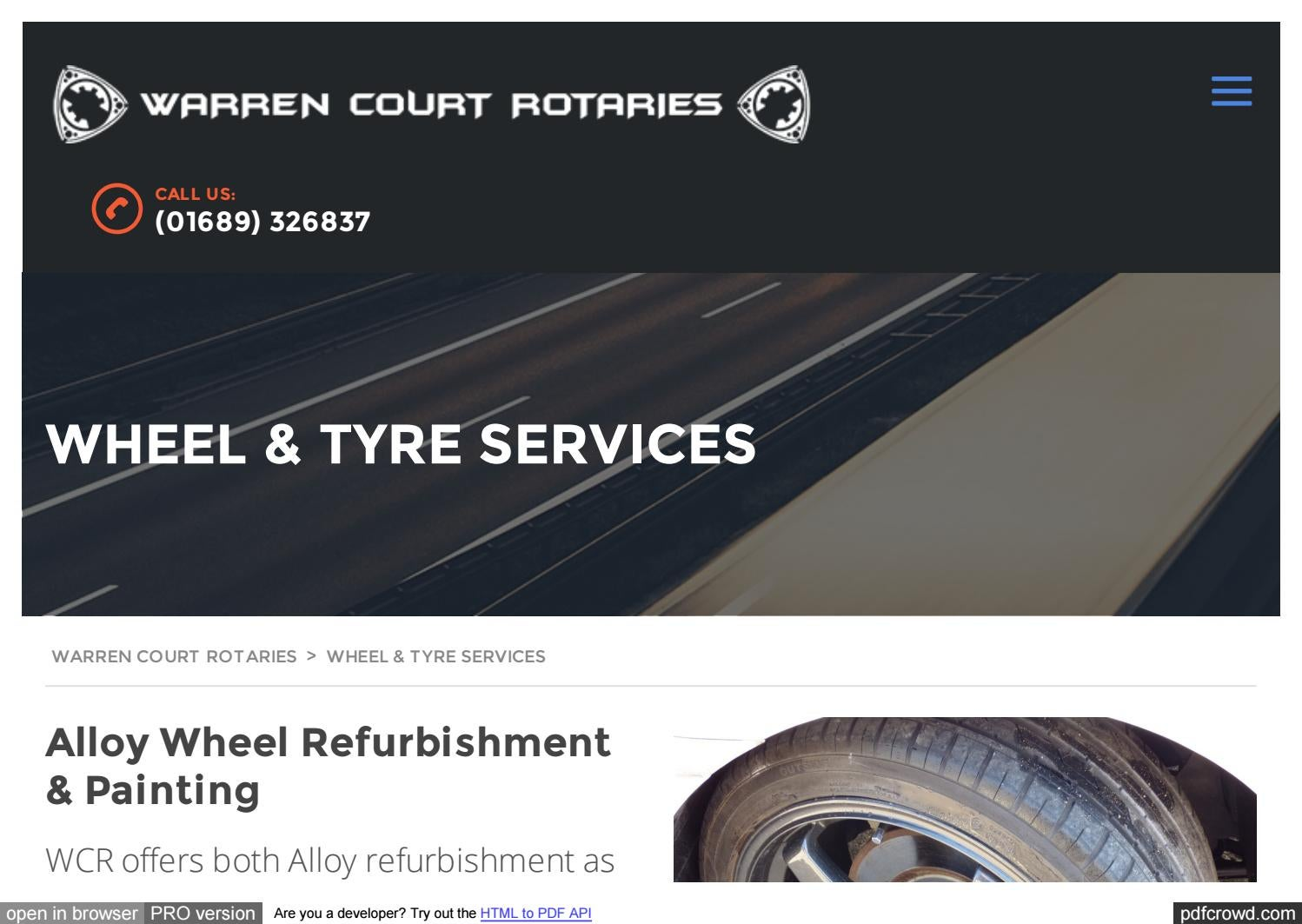 Rx8specialist com wheel tyre services by Warren Court Rotaries - issuu