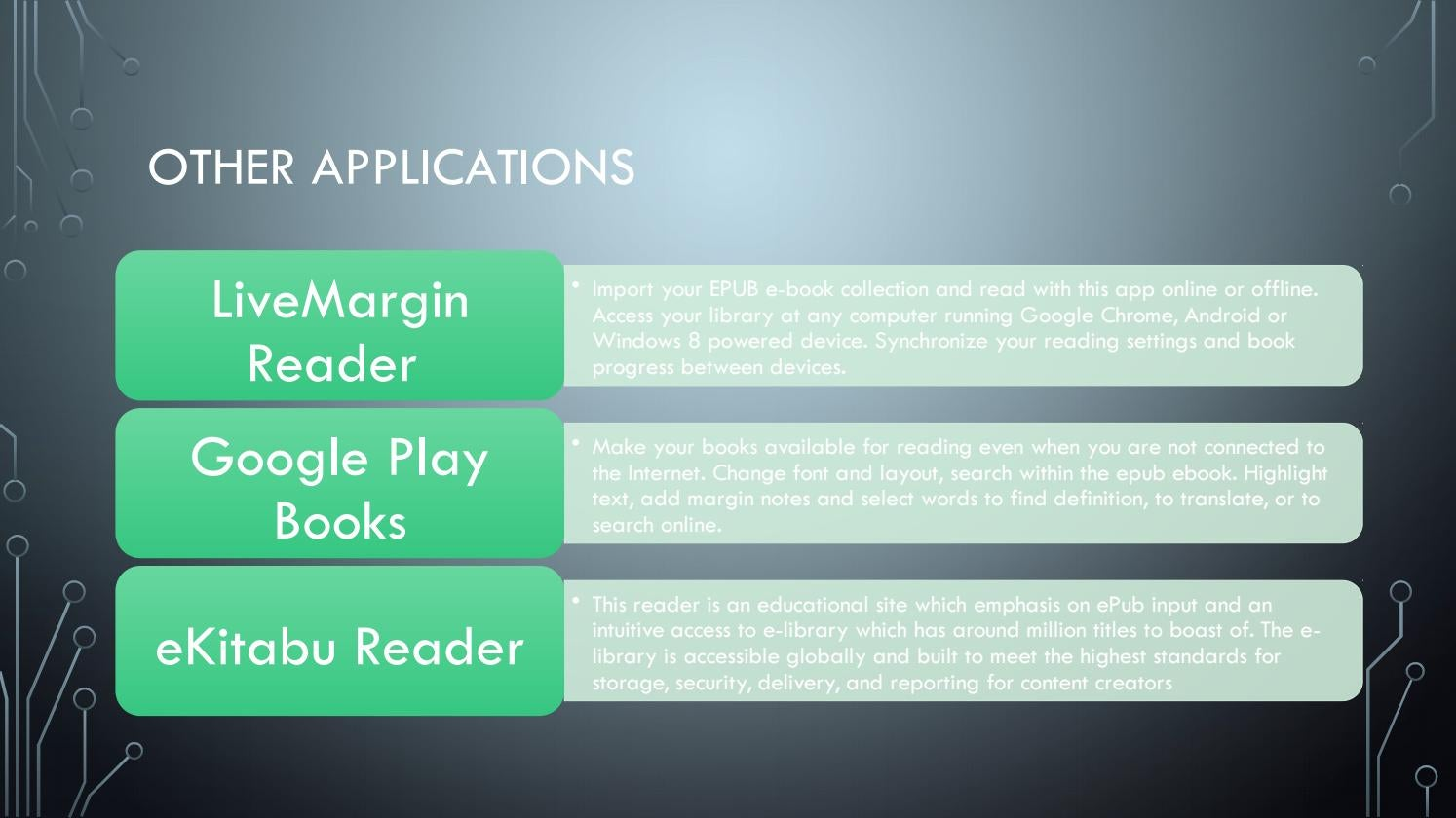 Chrome and epub relation by print2eforms - issuu