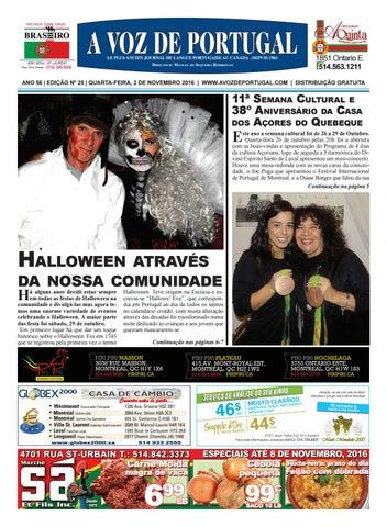 2016-11-02 - Jornal A Voz de Portugal by sylvio martins - issuu 6dd4f56b91ed7