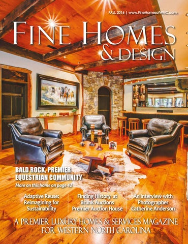 Fine Homes Design Fall 2016