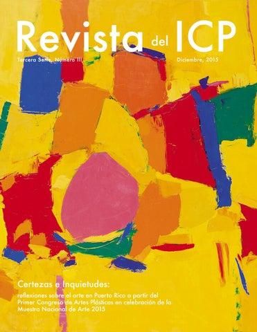 06c262ea Revista del Instituto de Cultura Puertorriqueña by Colección ...