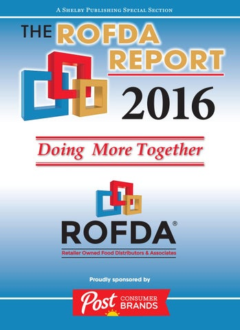 2016 ROFDA Report by Shelby Publishing - issuu