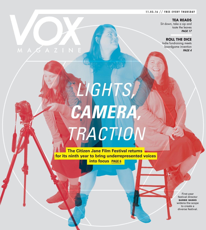 Vox Magazine by Vox Magazine - issuu