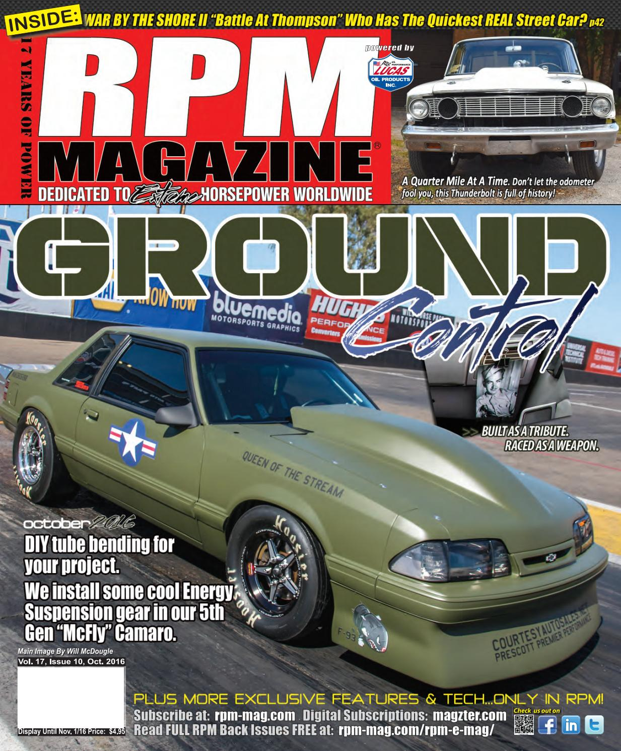 October 2016 by RPM Magazine - issuu