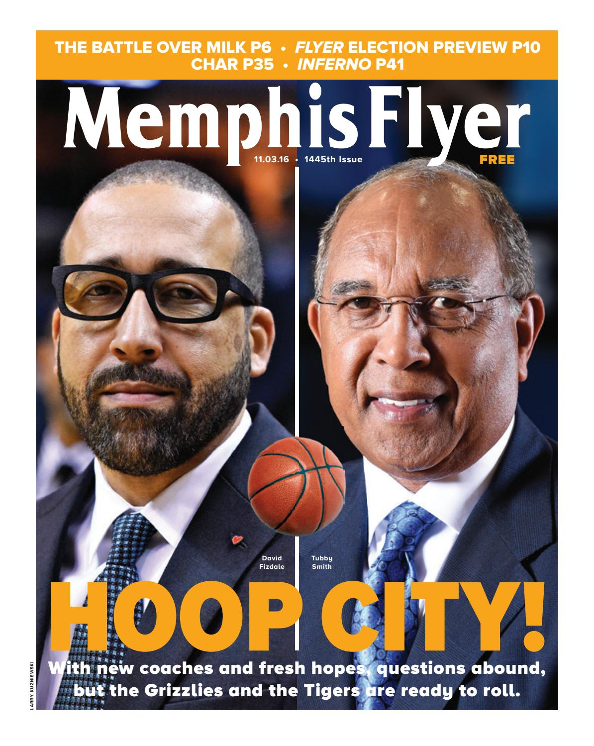Memphis Flyer 11316 By Contemporary Media