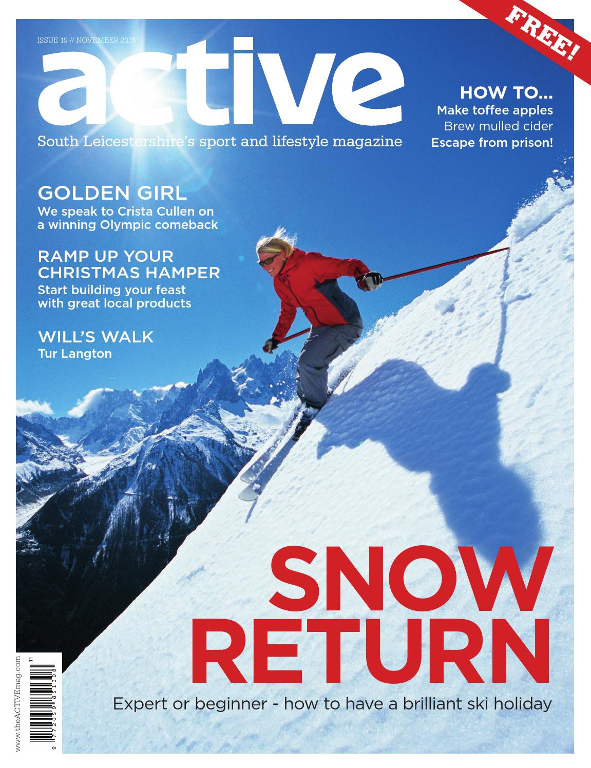 55335003ed81 Active Magazine    South Leicestershire    November 2016 by Active ...