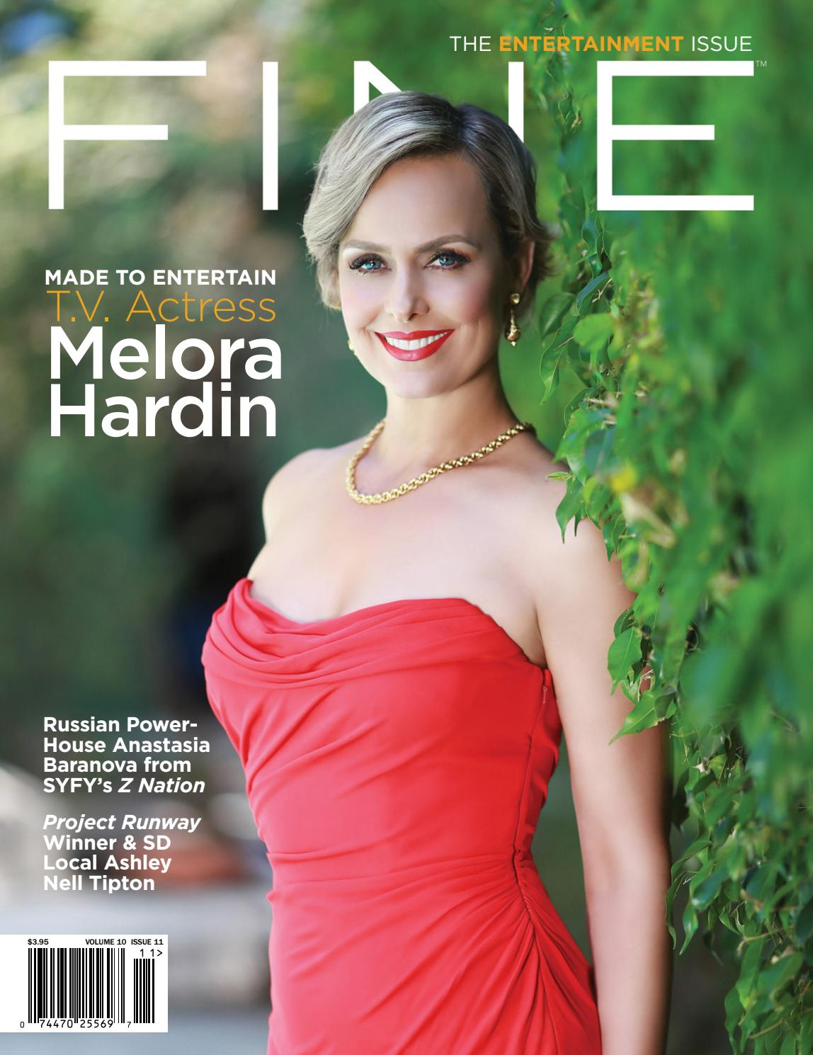 Anastasia Baranova Naked the entertainment issue november 2016 fine magazinefine
