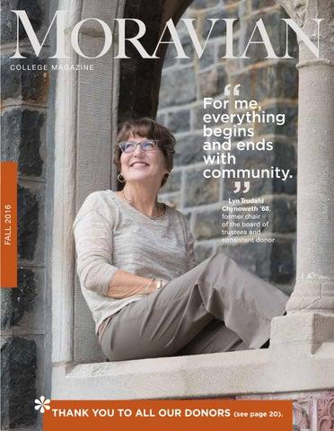 206de361106 Moravian College Magazine Fall 2016 by Moravian College - issuu