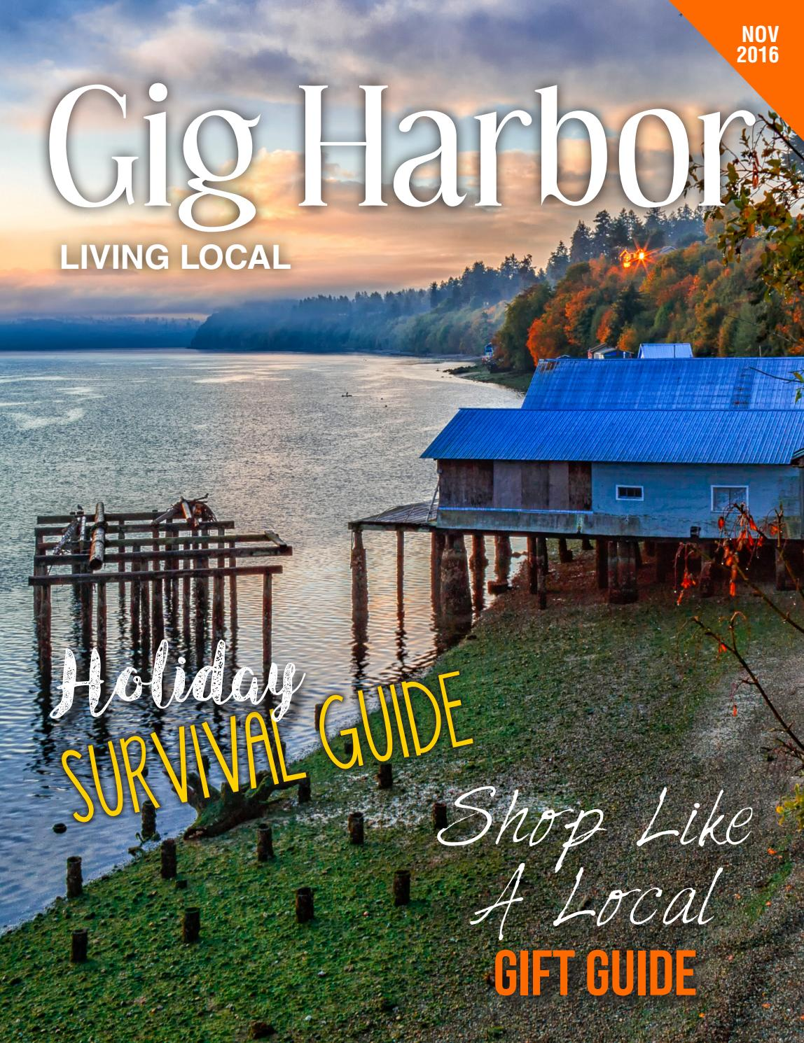 November 2016 Gig Harbor Living Local By Living Local 360   Issuu