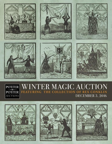 Winter Magic Auction By Potterauctions Issuu