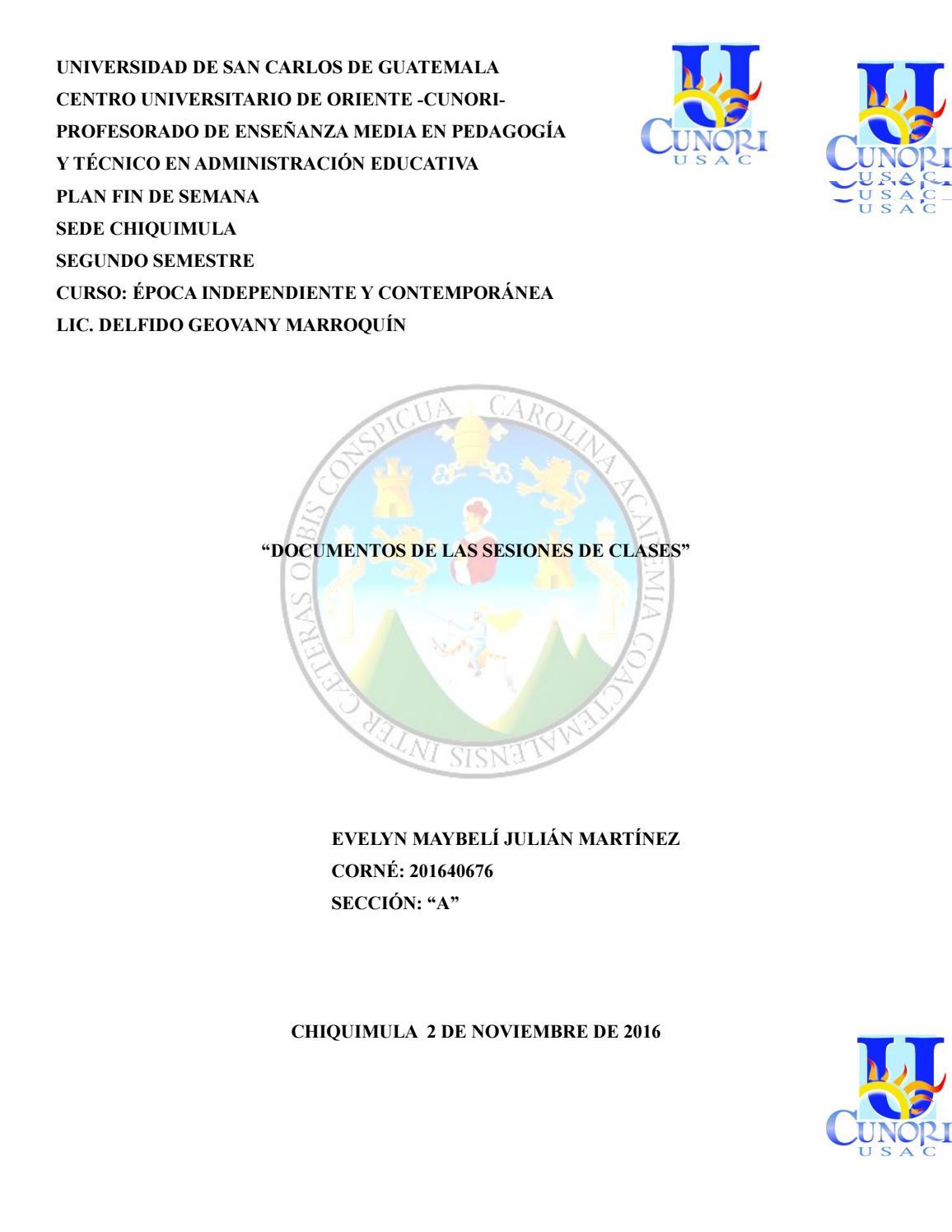 Documentos utilizados durante las sesiones de clases by MayEvy - issuu