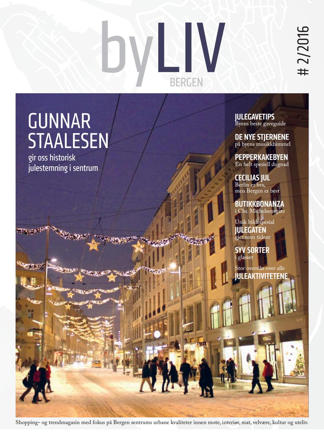 876fee1f byLIV Bergen #2/2016 by Bergen Sentrum - issuu