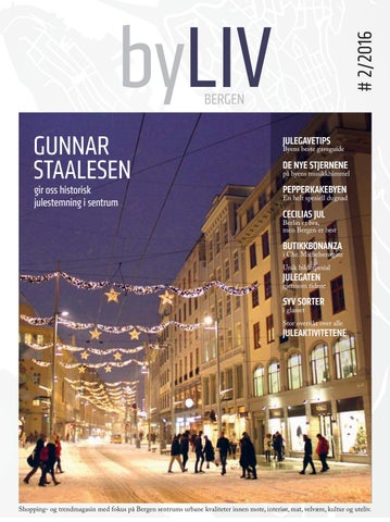 newest dfff5 fe1f1 byLIV Bergen  2 2016 by Bergen Sentrum - issuu