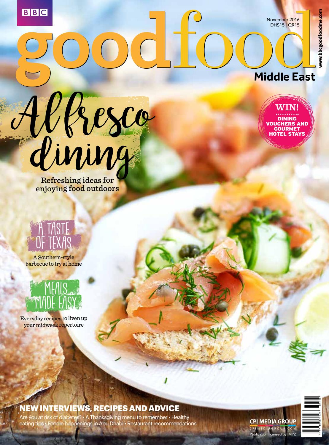 Bbc good food me 2016 november by bbc good food me issuu forumfinder Image collections