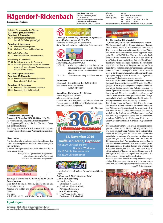 Rickenbacher_387_August_2015 - Gemeinde Rickenbach ZH
