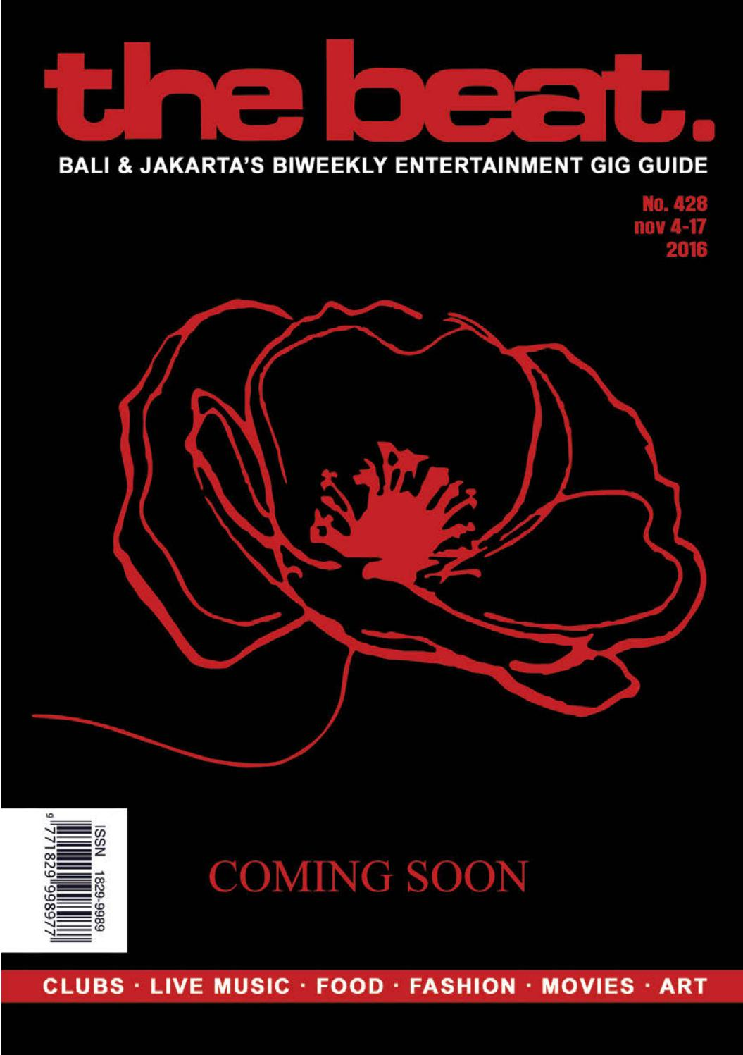 The beat 428 by The Beat Bali - issuu