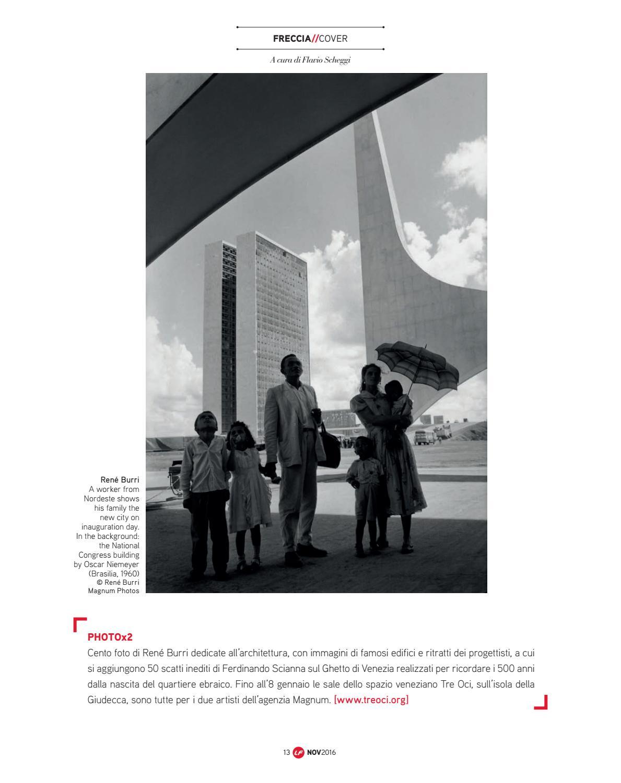 15 Architetti Famosi la freccia - novembre 2016 by la freccia - issuu