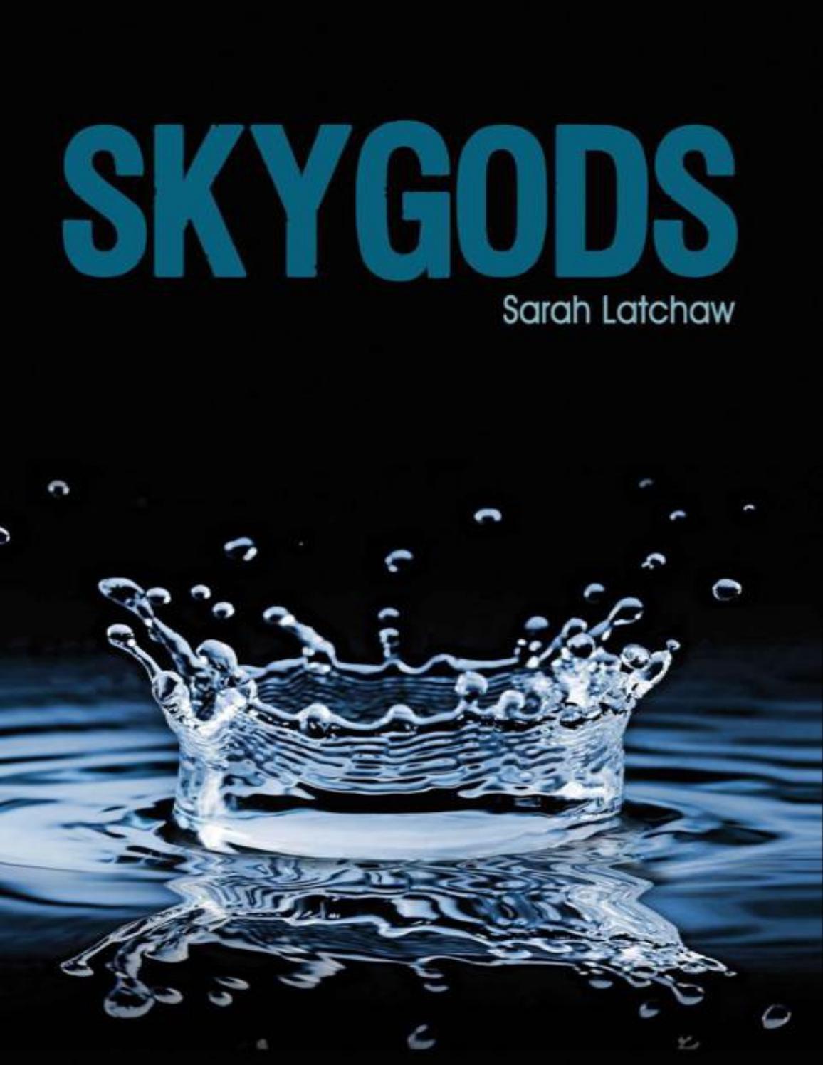 Skygods Hydraulic 2 Sarah Latchaw By Beograđanka Issuu