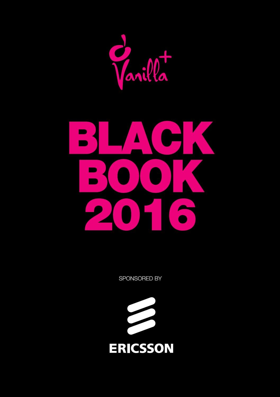 Vanillaplus Black Book 2016 by Prestige Media - issuu