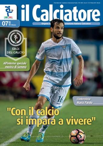 bb3cde7558dd8c Il calciatore ottobre 2016 by Associazione Italiana Calciatori - issuu