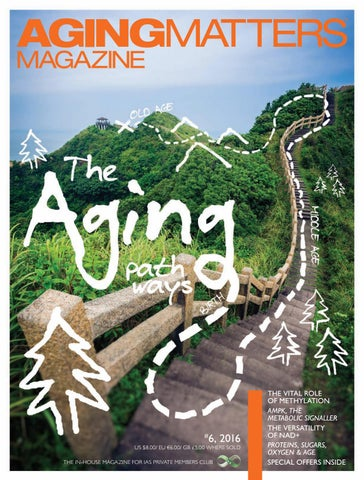 AgingMatters Magazine Issue 6, 2016