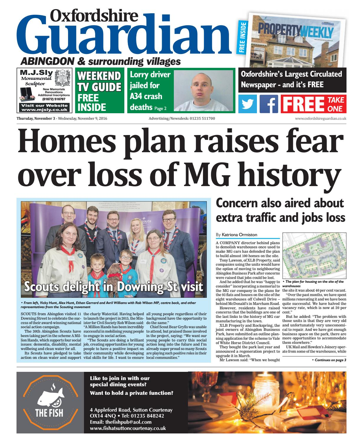 03 november 2016 guardian abingdon by taylor newspapers issuu fandeluxe Image collections