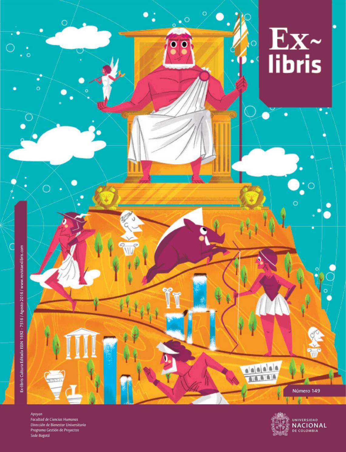 Revista Ex Libris No 149 By Programa Gesti N De Proyectos  # Muebles Mio Colombia