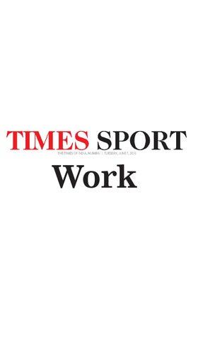 7ad6c588cacf Sports work by Prashant Gujar - issuu