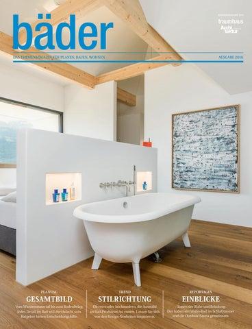 traumhaus bäder 2016 by BL Verlag AG - issuu