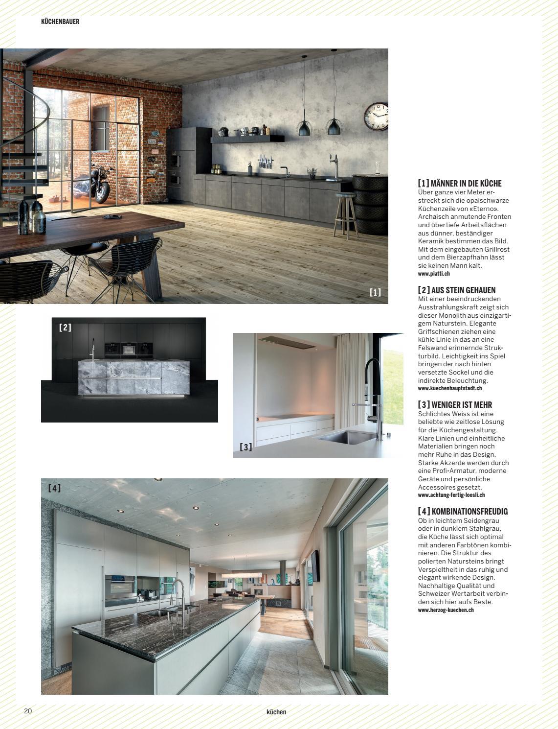 Traumhaus Küchen 2016 By BL Verlag AG   Issuu