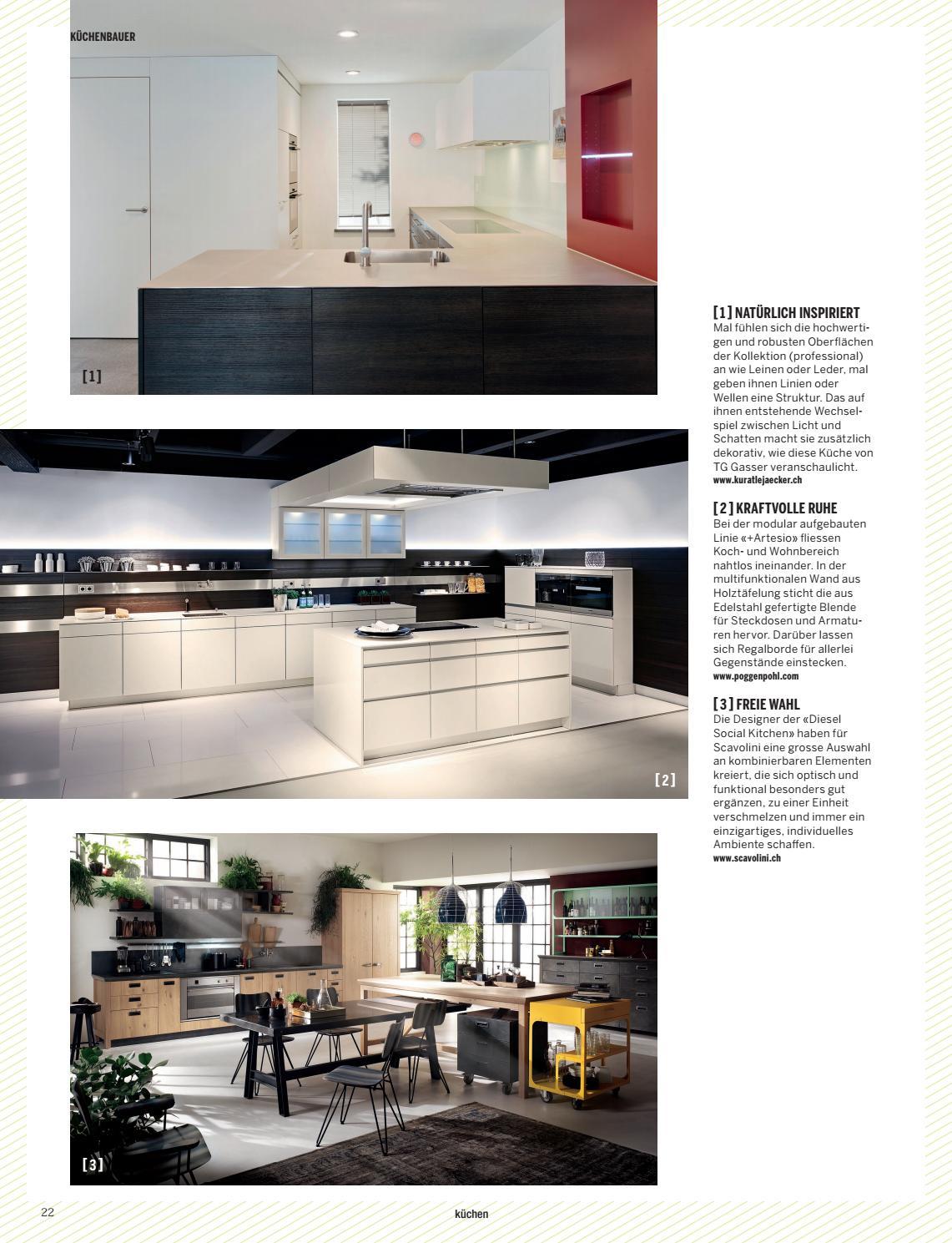 traumhaus küchen 2016 by BL Verlag AG - issuu
